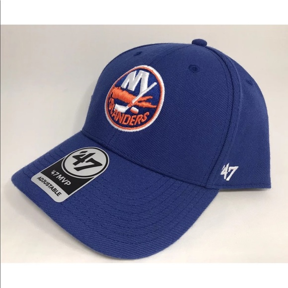 quality design 6a9a9 a92b1 ... spain 47 brand nhl new york islanders mvp cap hat new a4e7d 827c5